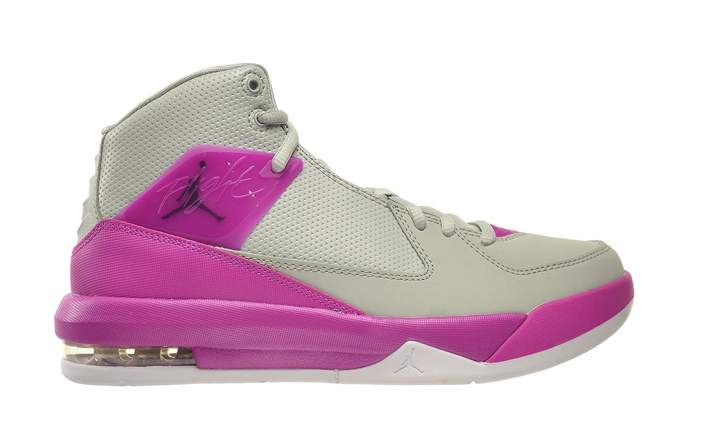 Amazon.com  Jordan Air Incline GG Big Kids Shoes Grey Mist Black-Fuchsia  Flash-White 705933-009 (5.5 M US)  Shoes 57794c8d5