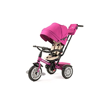 Bentley Toddler Stroller / Trike (Fuchsia Pink) : Sports & Outdoors