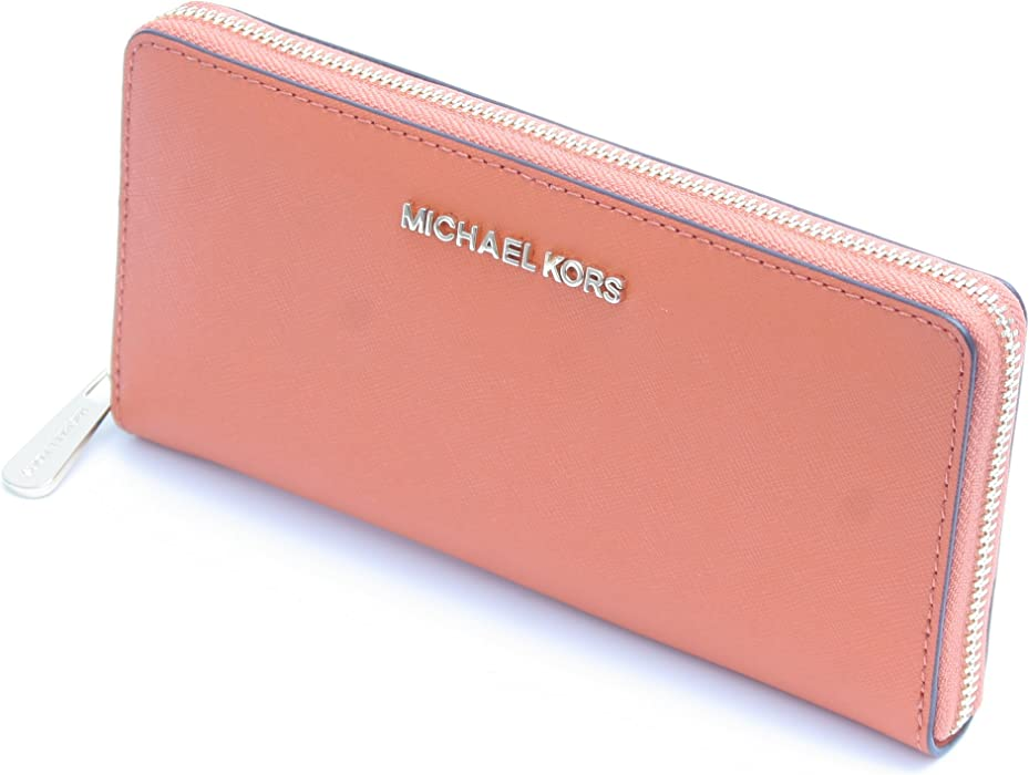 758640672571 MICHAEL KORS GIFTABLE WALLET (TANGERINE) at Amazon Women s Clothing ...