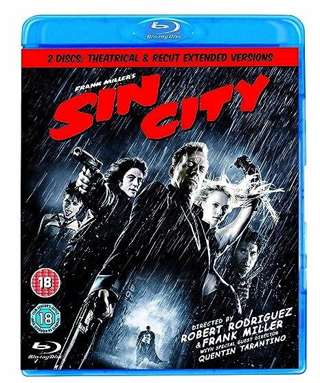 Sin City - 2-Disc Edition Edizione: Paesi Bassi Reino Unido Blu-ray: Amazon.es: Jessica Alba: Cine y Series TV