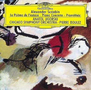 LE POEME DE L EXTASE / PIANO CONCERTO /: Amazon.com.br: CD e Vinil