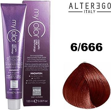 Alterego Ae My Color 100 ml 6/666: Amazon.es: Belleza
