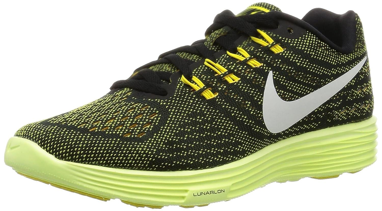 NIKE Women's Lunartempo 2 Running Shoe B010RS1IKA 8 B(M) US|Opti Yellow/White-black-volt Ic