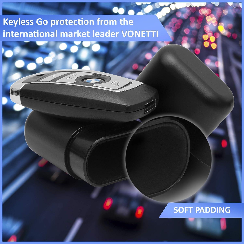 Vonetti V2 Premium Keyless Go Schutz Aluminiumdose Für Elektronik