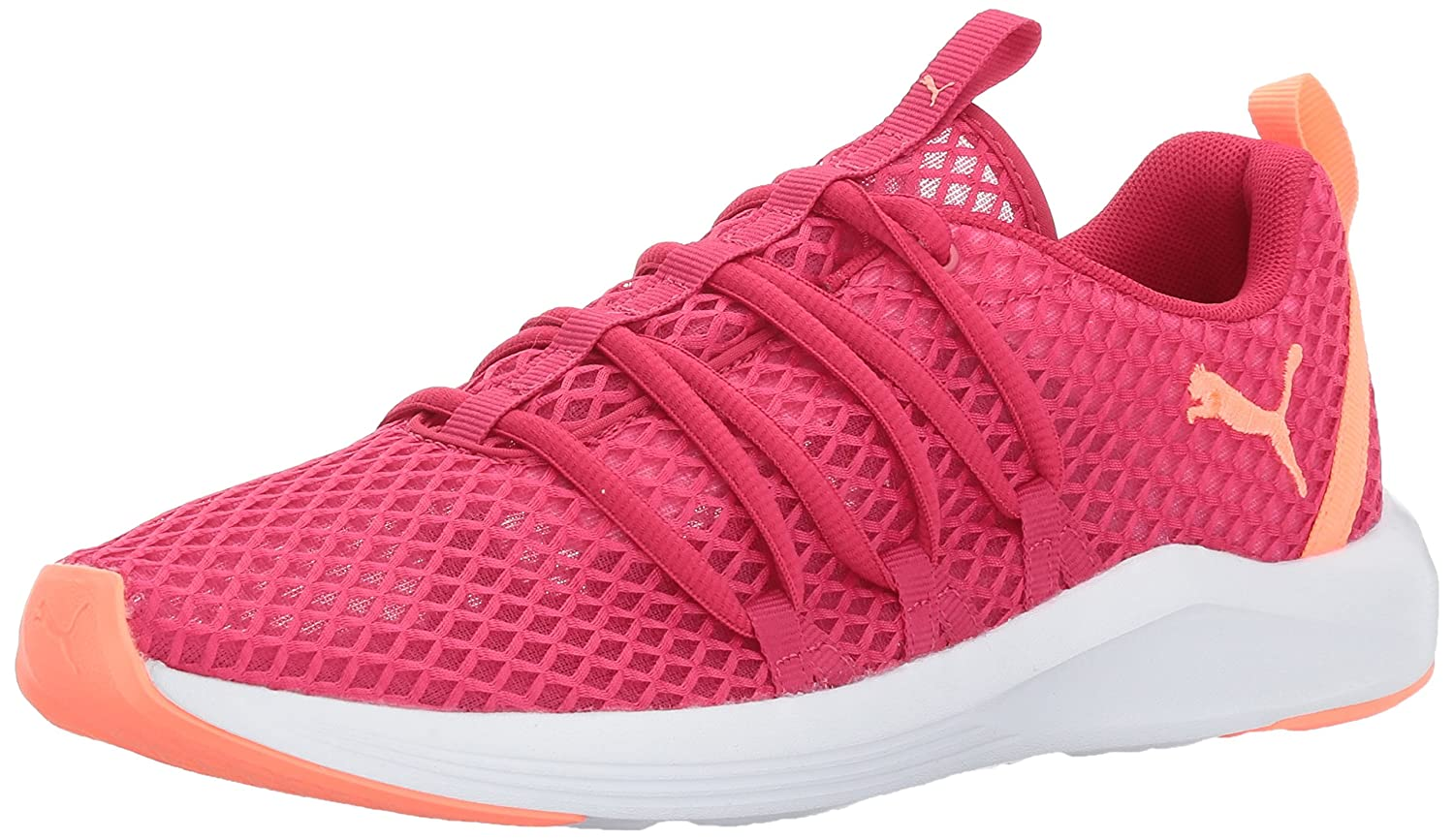 PUMA Women's Prowl Alt Mesh Wn Sneaker B01N2UGHXN 6.5 M US|Love Potion-puma White