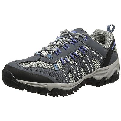 HI-TEC Trail Blazer WP Trail Walking Shoes - 14 - Brown | Hiking Shoes