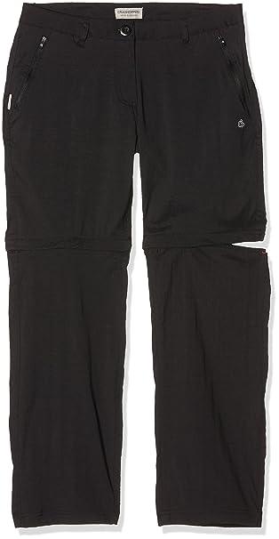 cf87e222809b Craghoppers - Pantaloni da Donna Kiwi PRO Conv TRS: Amazon.it: Abbigliamento