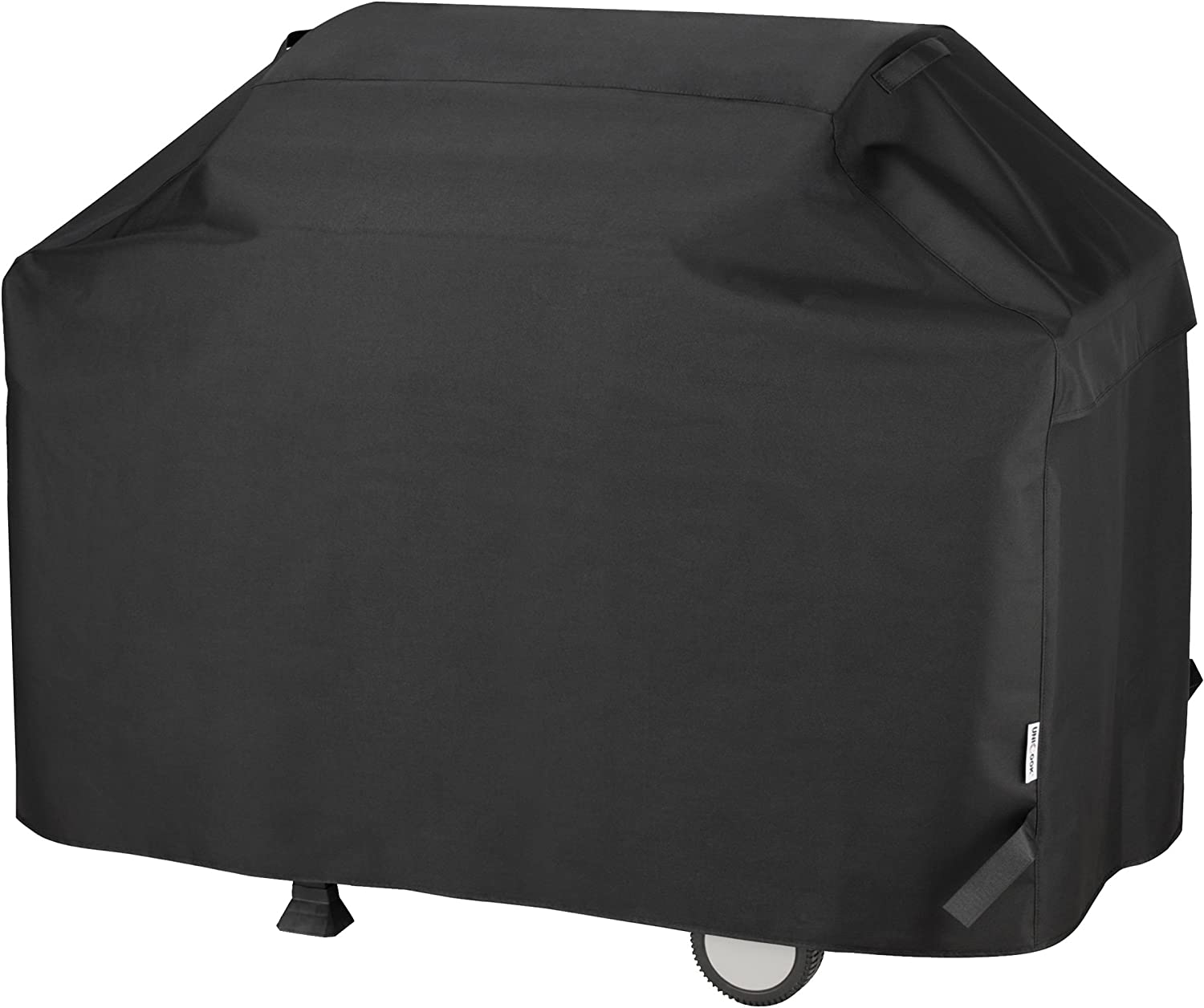 Unicook Heavy Duty Waterproof Barbecue Gas Grill Cover, 65-inch BBQ Cover, Special Fade and UV Resistant Material, Durable and Convenient, Fits Grills of Weber Char-Broil Nexgrill Brinkmann and More : Garden & Outdoor