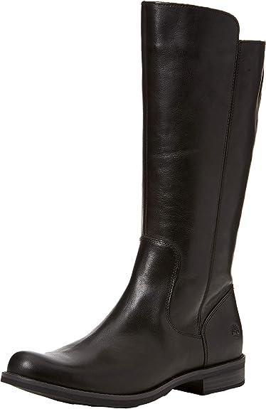 bottes timberland femme noir