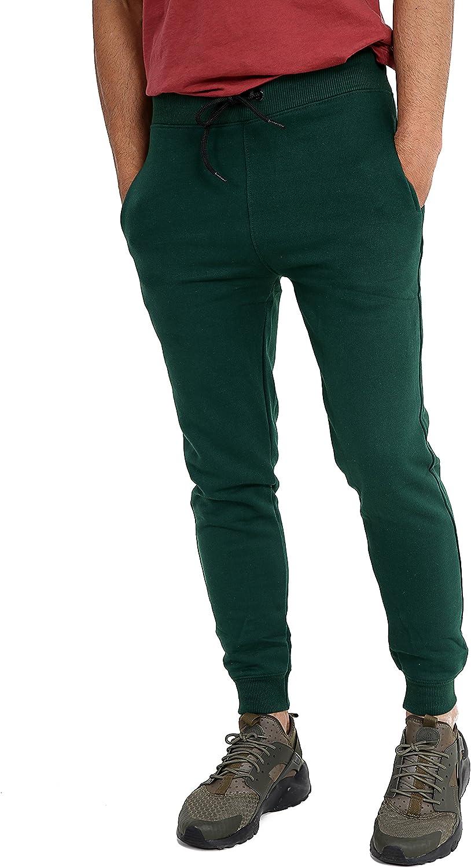 Zymalmaya Kids Boys Girls Joggers Pants Trackie Bottom Fleece Trouser 3-14Y