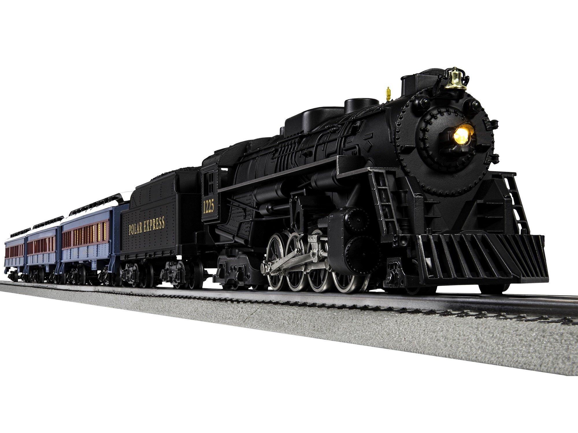 Lionel The Polar Express LionChief Train Set with Bluetooth Train Set by Lionel (Image #2)