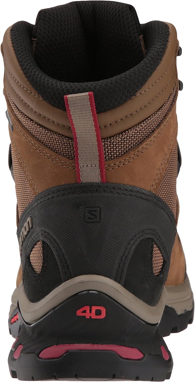 SALOMON Womens Quest 4d 3 GTX W High Rise Hiking Boots