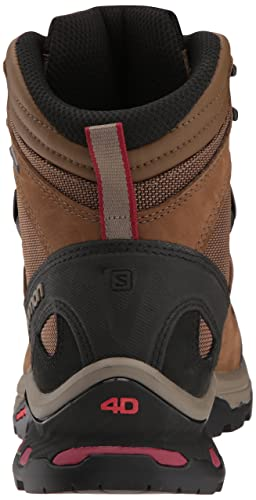 1abffd47105 SALOMON Women's Quest 4d 3 GTX W High Rise Hiking Boots: Amazon.co ...