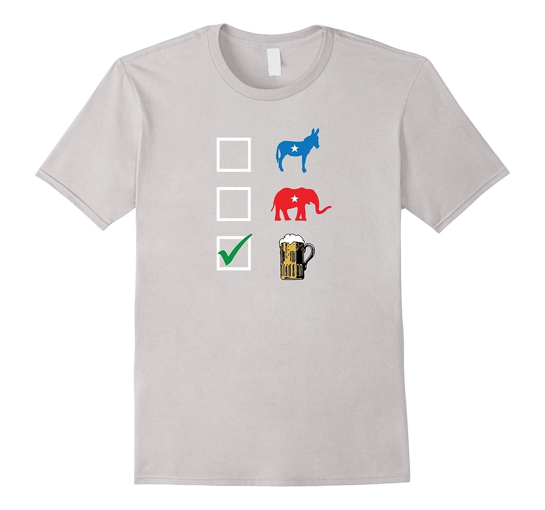 Politics Poll Republican Democrat or Beer-Art