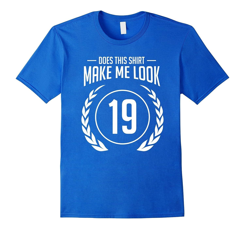 Happy 19 Years Old Birthday Gift T-Shirt-Art