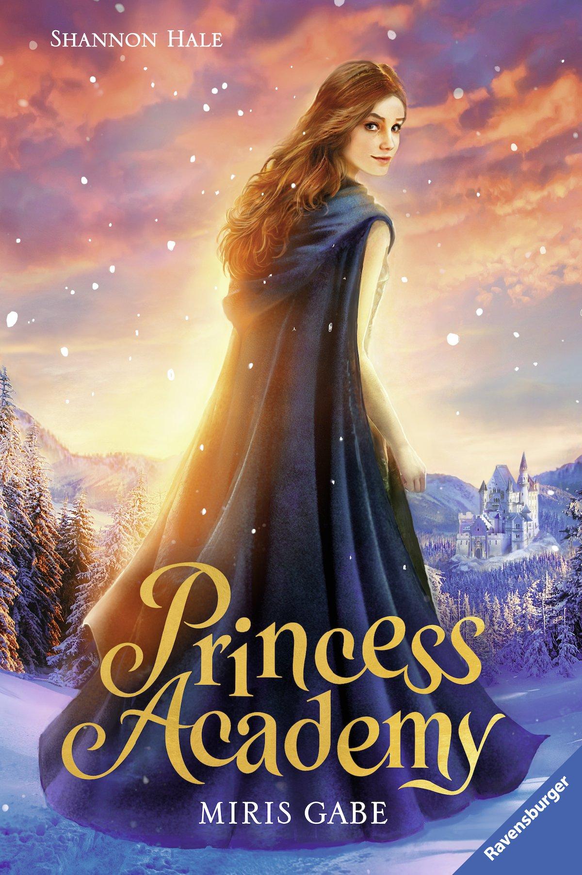 Bildergebnis für Princess Academy – Miris Gabe (Band 1) von Shannon Hale
