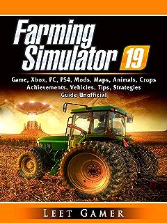 Amazon com: Farming Simulator 19 - PS4 [Digital Code]: Video