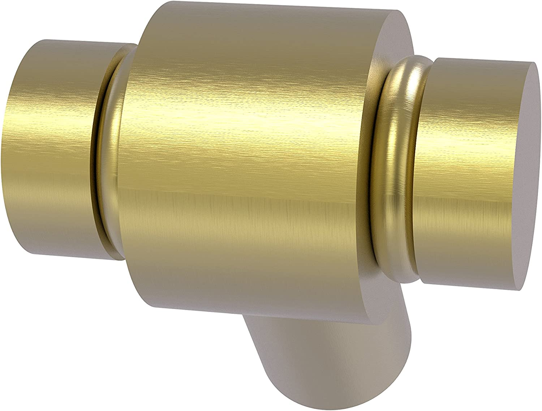 Allied Brass G-10-SBR 5//8 Inch Cabinet Knob Satin Brass