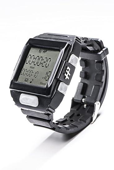 Hall Pass – Reloj temporizador de entrenamiento de intervalo de color negro
