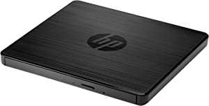 HP DVD-RW Drive - External Black (Y3T76AA)