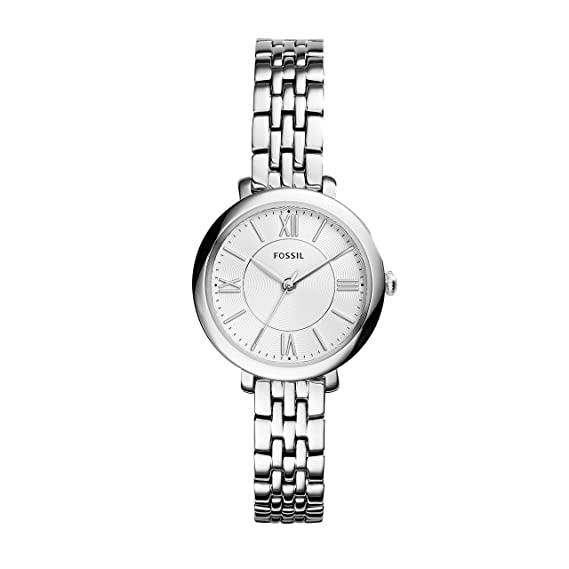 Amazon.com: Fossil ES3797 Jacqueline reloj de acero ...