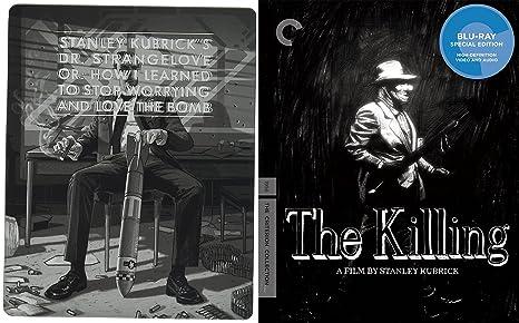 Amazon Com Stanley Kubrick Collection 3 Movie Bundle Dr