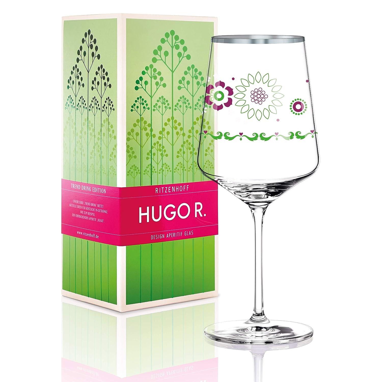 RITZENHOFF Hugo R. Hugo-Glas, Aperitif-Glas von Sandra Brandhofer ...