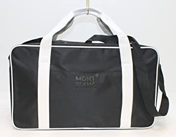 Mont Blanc Parfums Weekend Sports Travel Bag  Amazon.co.uk  Sports ... b1e09d7a802b6