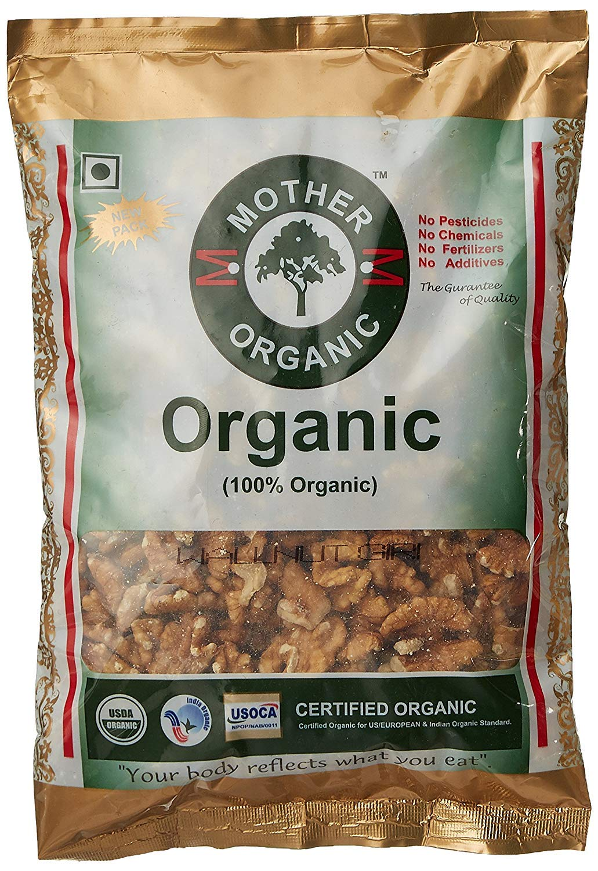 Mother Organic Wallnut Giri - 500gm