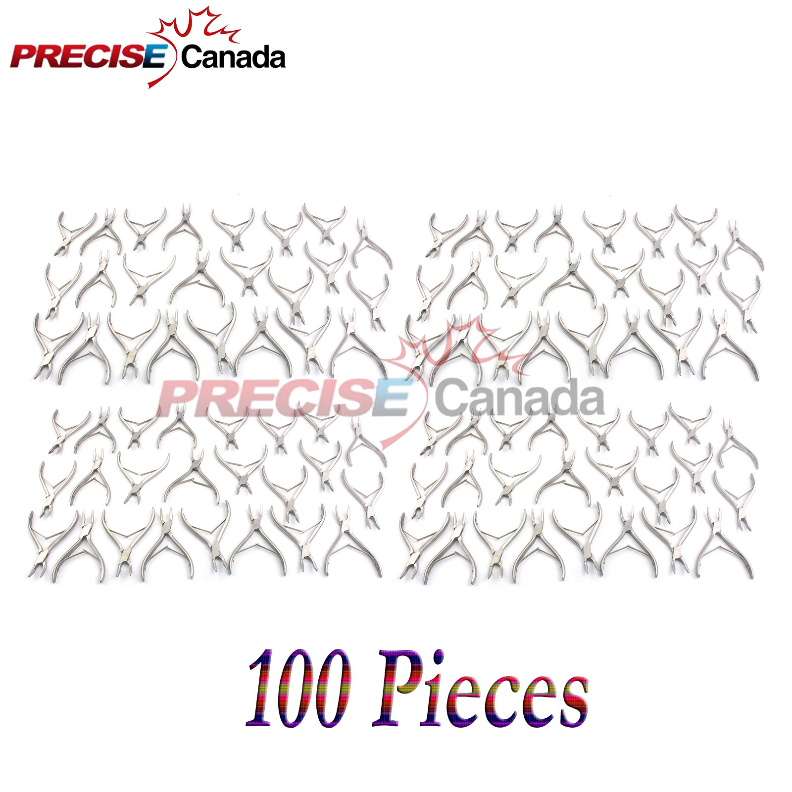 PRECISE CANADA: 100 PIECES MEAD RONGUER 5.5'' ORTHOPEDIC INSTRUMENTS