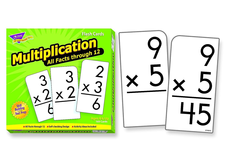 Worksheet Multiplication Flash Cards 0-12 worksheet multiplication flash cards 1 12 mikyu free amazon com trend enterprises 0 cards