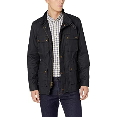 Brand - Goodthreads Men's Moto Jacket: Clothing