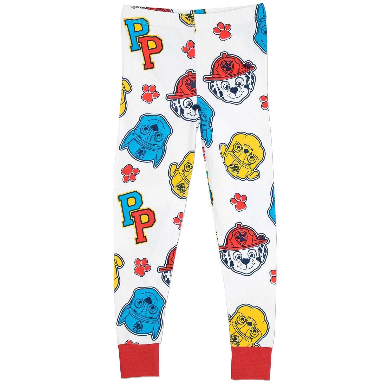 La Patrulla Canina - Pijama para Niños - Paw Patrol - Ajuste Ceñido - 5 - 6 Años: Amazon.es: Ropa y accesorios