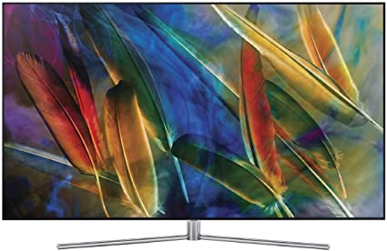 dbafe138c3c Samsung 138 cm 4K Ultra HD Smart QLED TV QA55Q7F  Amazon.in  Electronics