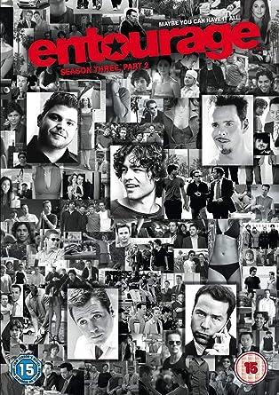 Entourage - HBO Season 3 Part 2 [DVD] by Jeremy Piven: Amazon.es ...
