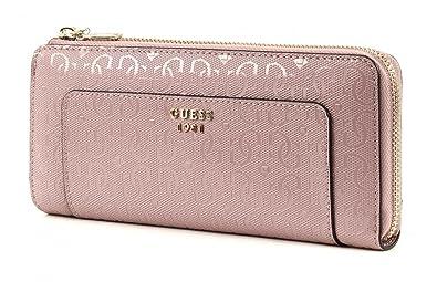 Guess Marian Slim Zip Wallet Blush: Amazon.es: Zapatos y ...