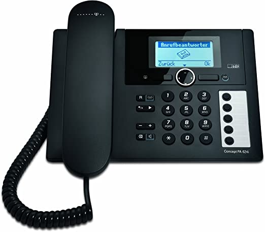 Deutsche Telekom T Home Telefon Concept Pa624i Elektronik