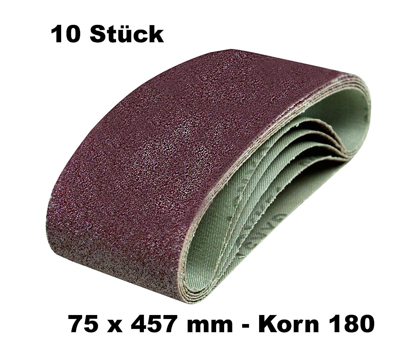 10 Schleifb/änder 100 X 610 mm P 240
