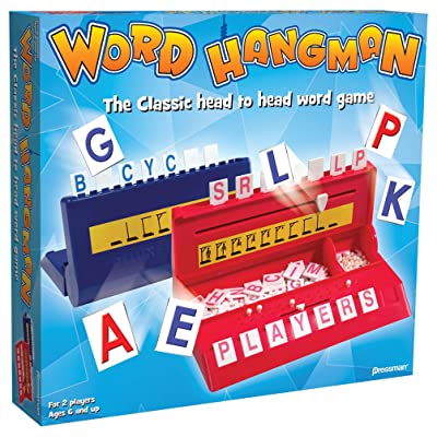 Word Hangman: Toys & Games