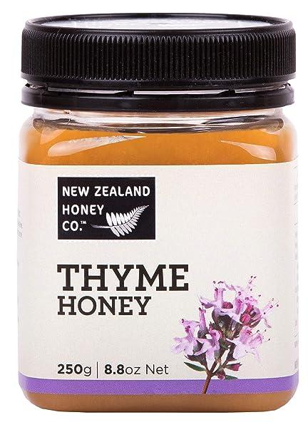 Miel de Tomillo Salvaje por New Zealand Honey Co. | 500g | Miel ...
