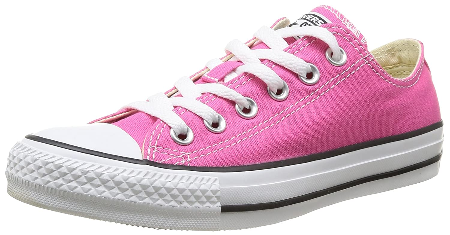 Converse Chuck Taylor All Star Season OX, Unisex Sneaker  37 EU|Rosa (Pink Champagne)