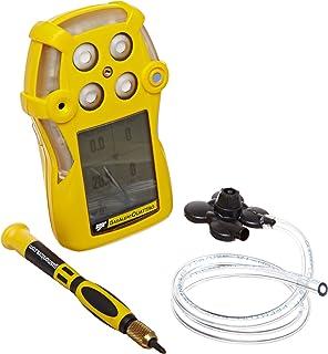 BW Technologies QT-XWHM-A-Y-NA GasAlertQuattro 4-Gas Detector with Alkaline