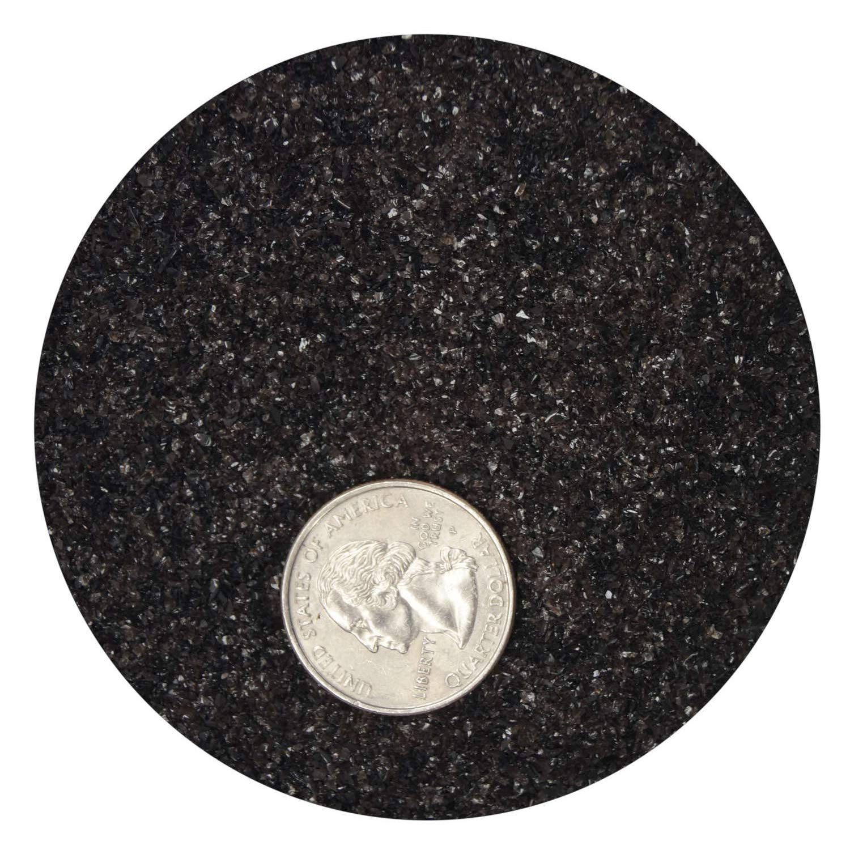 1 Lb Wissmach Black Opal Fine Frit 96 Coe