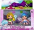 Pinypon - 700013365 - Mini Poupée - Coffret 2 Figurines Fées