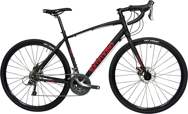 best gravel bikes under 1500: Tommaso Sentiero Shimano Claris Gravel Bike