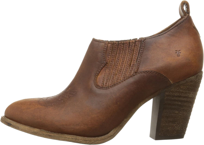 FRYE Womens Ilana Shootie Suede Boot