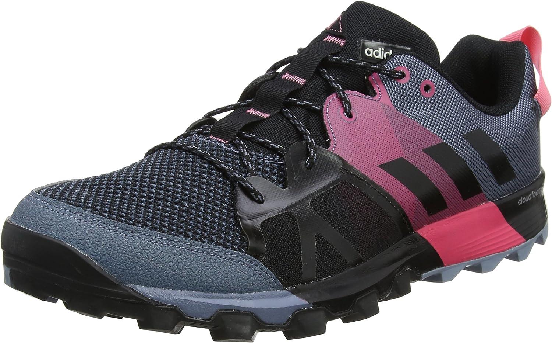Adidas Kanadia 8.1 TR W, Zapatillas de Trail Running para Mujer, Multicolor (Acenat/Casbla/Rosrea 000), 45 1/3 EU: Amazon.es: Zapatos y complementos