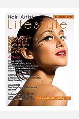 Hair Artist Lifestyle Magazine Kindle Edition