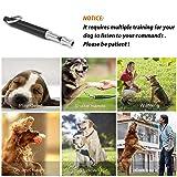 HEHUI Dog Whistle, Dog Whistle to Stop Barking
