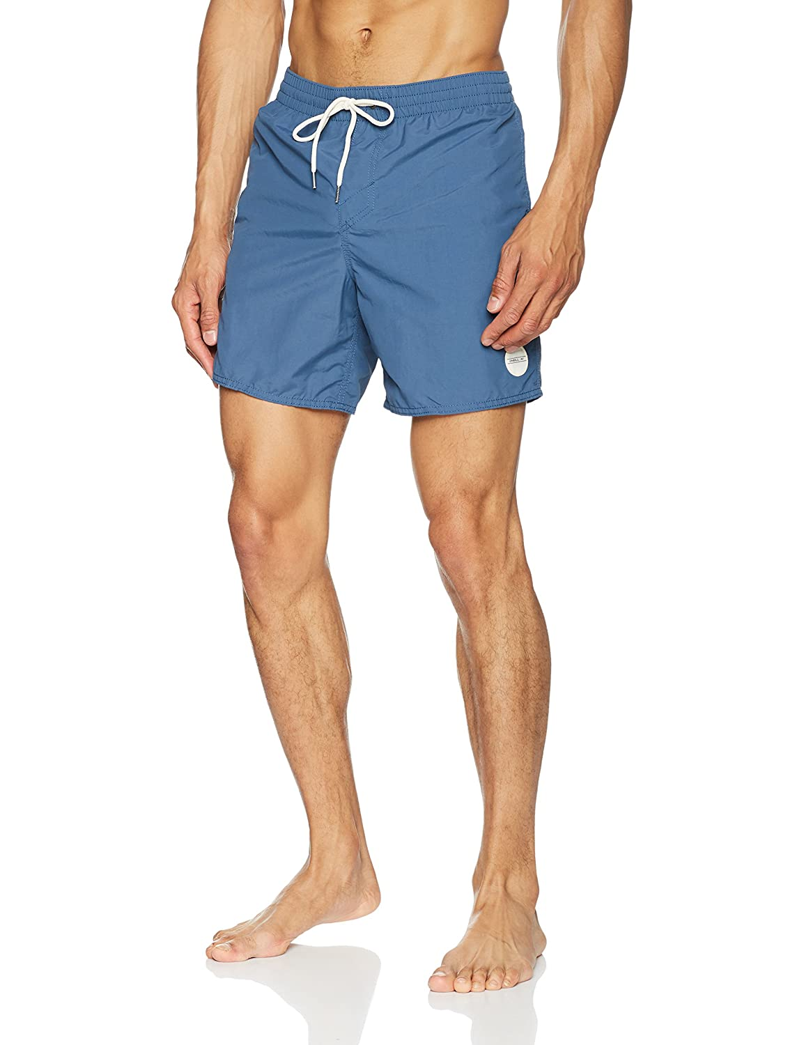 O'Neill Vert Solid Colour Men's Swim Shorts, Dusty Blue O' Neill
